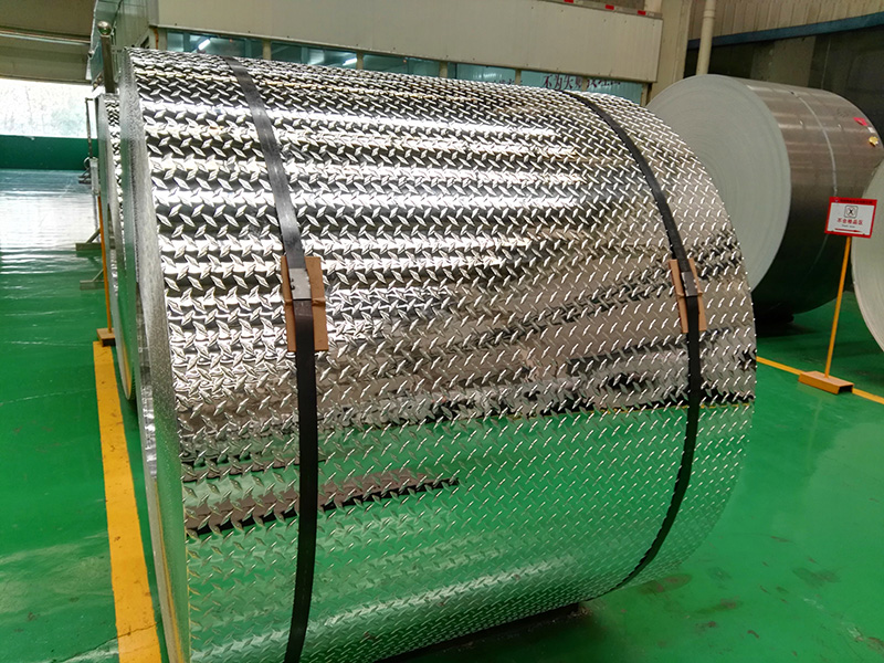 3003 h24 aluminum checkered plate